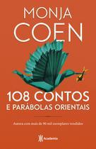 Livro - 108 contos e parábolas orientais -