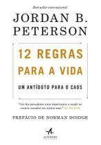 Livro - 12 regras para a vida -