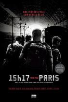 Livro - 15h17: Trem para Paris -