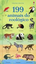 Livro - 199 animais do zoológico -