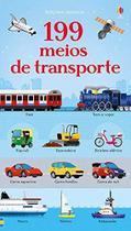 Livro - 199 meios de transporte -