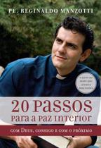 Livro - 20 passos para a paz interior - Com Deus, consigo e com o próximo