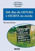 Livro - 200 dias de leitura e escrita na escola -