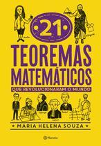 Livro - 21 teoremas matemáticos que revolucionaram o mundo -