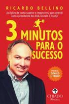 Livro - 3 Minutos para o Sucesso -