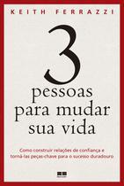 Livro - 3 pessoas para mudar sua vida -