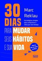 Livro - 30 dias para mudar seus hábitos e sua vida -