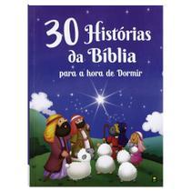 Livro - 30 Histórias da Bíblia Para a Hora de Dormir -