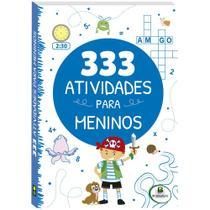 Livro - 333 atividades... Meninos -