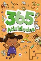 Livro - 365 atividades (laranja) -