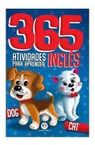Livro - 365 atividades para aprender Inglês - Loja Das Princesas