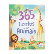 Livro - 365 Contos de animais -