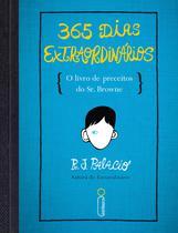 Livro - 365 dias extraordinários - O livro de preceitos do Sr. Browne