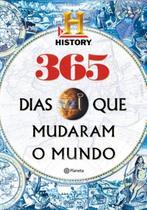 Livro - 365 dias que mudaram o mundo -