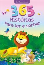 Livro - 365 Histórias para ler e sonhar -