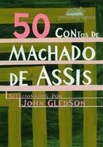 Livro - 50 contos de Machado de Assis -