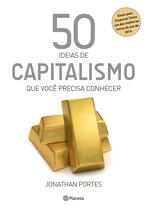 Livro - 50 ideias de capitalismo -