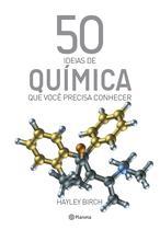 Livro - 50 ideias de química que você precisa conhecer -