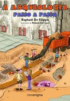 Livro - A arqueologia passo a passo -