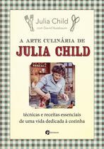 Livro - A Arte Culinária de Julia Child -