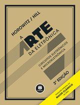 Livro - A Arte da Eletrônica -