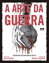 Livro - A arte da guerra em quadrinhos -