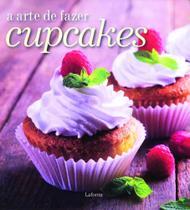 Livro - A arte de fazer cupcakes -
