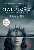 Livro - A assombração da Casa da Colina -