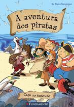 Livro - A Aventura Dos Piratas 04 - Caça Ao Tesouro -