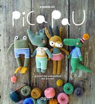 Livro - A Banda Pica Pau -