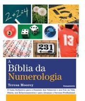 Livro - A BÍblia da Numerologia -