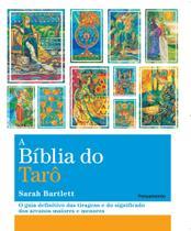 Livro - A Biblia do Tarô -