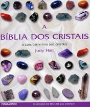 Livro - A Bíblia dos Cristais - Vol. 1 -