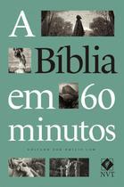 Livro - A Bíblia em 60 minutos -