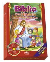 Livro - A bíblia em uma história para cada dia do ano -
