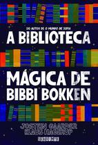 Livro - A biblioteca mágica de Bibbi Bokken -