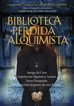 Livro - A Biblioteca Perdida do Alquimista -
