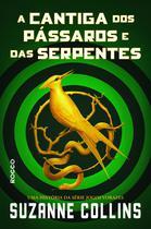 Livro - A cantiga dos pássaros e das serpentes -