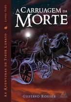 Livro - A carruagem da morte -