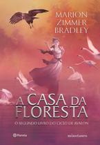 Livro - A casa da floresta -