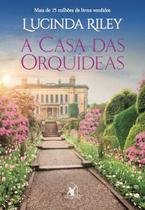 Livro - A casa das orquídeas -