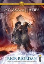 Livro - A casa de Hades -