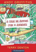 Livro - A Casa Na Árvore Com 13 Andares -