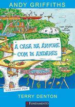 Livro - A Casa Na Árvore Com 26 Andares -