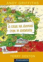 Livro - A Casa Na Árvore Com 39 Andares -