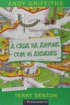 Livro - A Casa Na Árvore Com 65 Andares -