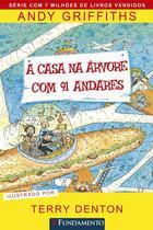 Livro - A CASA NA ÁRVORE COM 91 ANDARES -