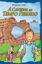 Livro - A caverna do tempo perdido -