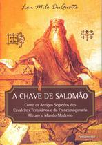 Livro - A Chave de Salomão -