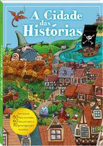Livro - A Cidade das histórias -